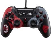 Qubick ACP40129 Gamepad Controller PS4 AC Milan PlayStation 4 USB Type-A