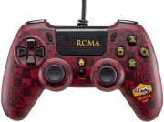 Qubick ACP40130 Gamepad Controller PS4 AS Roma PlayStation 4 USB Type-A