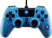 Qubick ACP40139 Gamepad Ssc Napoli Nero Blu Usb  Playstation 4