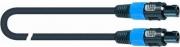 Quiklok S380-5 Cavo Potenza  5mt 2x2 Spk-Spk