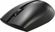 RAPOO Mouse Wireless Mouse Ottico 1000 DPI clic silenzioso Nero M17 Silent