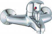 R.A. 13321 Miscelatore Vasca da Bagno Rubinetto Monocomando ø 40 mm Cromo  Serie Euro