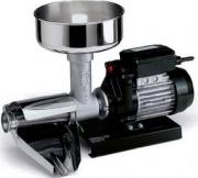 REBER 9008N Spremipomodoro Elettrico Capacità 140 Kg h 400 W col. Nero