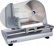 REBER Affettatrice elettrica 150 W Lama ø mm 220 Taglio mm 0÷13 - Artus A22