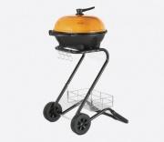 RGV 110552 Barbecue Elettrico da Giardino 1500 Watt Vano raccogligrasso GRILL