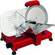 RGV Affettatrice Professionale Elettrica Pressofuso 25 SPECIAL Rossa