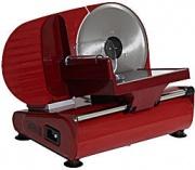 RGV AUSONIA 190R Affettatrice elettrica Lama 19 cm Motore 100W Acciaio Ausonia 190 Red