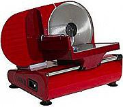 RGV Affettatrice elettrica Lama 19 cm Motore 100W Acciaio Ausonia 190 Red