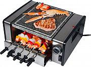 RGV Barbecue elettrico da Tavolo Bistecchiera elettrica 900 W Grillo Light