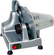 RGV LUXOR 20 Affettatrice Professionale Elettrica Lama 20 cm 110 W  Silver