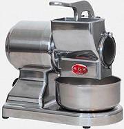 RGV VIP 8GS Grattugia elettrica formaggio Potenza 370 Watt col Argento