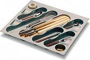 ROMAGNA PLASTIC ART 741 Portaposate Cassetti Cucina 60 cm Plastica Grigio