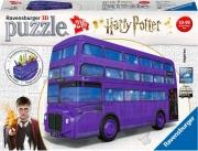 Ravensburger 00.011.158 Puzzle London Bus Harry Potter 3D Puzzle