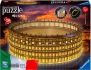 Ravensburger 11148 Puzzle 3D Colosseo con luce 3D Puzzle