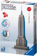 Ravensburger 12553 Puzzle 3D Empire State Building 216 pz 3D