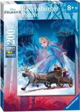 Ravensburger 12865A Puzzle Frozen 2- 200 Pz. Xxl