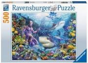 Ravensburger 15039A Re Del Mare 500 Pz Bambini 10 anni