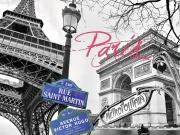 Ravensburger 16296A Paris mon amour Puzzle 1500 pezzi Città 14 anni