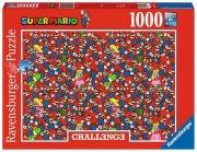 Ravensburger 165254 Challenge Super Mario