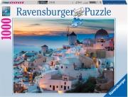 Ravensburger 19611 Puzzle Santorini- 1000 Pz