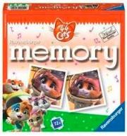 Ravensburger 20451 Memory 44 Gatti Giochi di Società