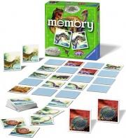 Ravensburger 22099 Gioco di società Memory Dinosauri