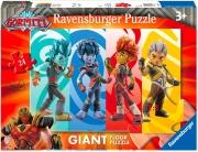 Ravensburger 3009 24 Pav- Puzzle Gormiti