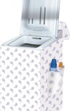 Rayen 2396.60 Telo copri lavatrice 45x65x85 cm in Polietilene