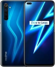 "Realme RLM6P8GBBLU 6 Pro - Smartphone Dual Sim 6.6"" 128 GB Android 10 Blu"