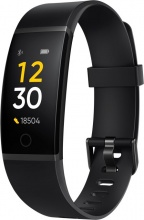 "Realme RLMRMA183BLK Smartwatch 0.96"" Touch Android Band Activity Tracker Ip68"