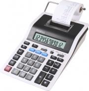 Rebell PDC 20 Calcolatrice con Stampante 12 cifre Grigio
