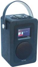 Red Line PLAY R2 Radio Portatile Digitale DAB DAB+ Bluetooth Timer Nero  Helsinki