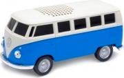Redline 94002WB Cassa Bluetooth Portatile Universale 3W Blu 94022WB Wolkswagen T1 Bus
