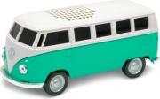 Redline 94002WG Cassa Bluetooth Portatile Universale 3W Verde 94022WG Wolkswagen T1 Bus