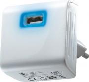 Redline RDL6112 Caricabatterie USB AC da Parete Bianco