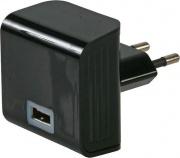 Redline RDL6130 Caricabatterie USB AC da Parete Nero