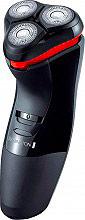 Remington PR1330 Rasoio elettrico 3 lame rotanti in Acciaio colore Nero Rosso