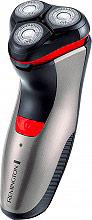 Remington PR1350 Rasoio elettrico Ricaricabile 3 lame rotanti Acciaio Argento Rosso