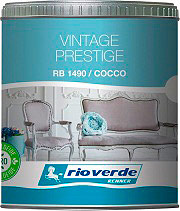 Renner RB1490-129 Vernice per Effetti Materici Shabby opachi Cf  0.5 lt Cocco
