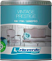 Renner RB1790-129 Vernice per Effetti Materici Shabby opachi Cf  0.5 lt Ginepro