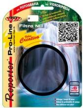 Reporter 71184 Filtro per fotocamera a densità neutra ND 8 58mm