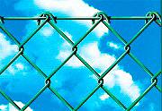 Reti Sud 102 Rete per Recinzione Plastificato H 150 cm Lungh. 25 mt verde FlexyPlast