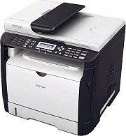 Ricoh Stampante Laser Multifunzione Bianco e nero Scanner Fax USB Win SP311SFN