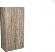 Rigamonti 4074000 Scarpiera in PB con 7 ripiani 55 x 34 x 112 cm colore sonoma