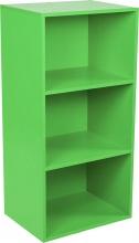 Rigamonti 4126005 Libreria modulare in pannello 40 x 29,5 x 80 cm verde