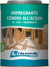 Rio Verde RC1030-128 Rioverde Rc 1030 Impr.Ceroso Trasparente lt.0,750 Pezzi 6