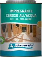 Rio Verde RC1130-128 Rioverde Rc 1130 Impr.Ceroso Teak lt.0,750 Pezzi 6