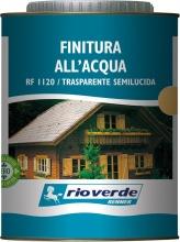 Rio Verde RF1120-128 Rioverde Rf 1120 Finit.x Est. Semilucid 0,750 Pezzi 6