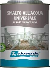 Rio Verde RL1040-128 Rioverde Rl 1040 Smalto Pigm. Bianco 0,750 Pezzi 6