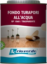 Rio Verde RP1060-128 Rioverde Rp 1060 Primer per Parquet lt.0,750 Pezzi 6